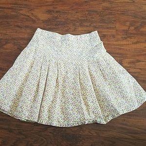 American girl Kit skirt size 14
